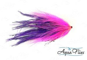 Hartwick's flashtail tube fly by Aqua Flies