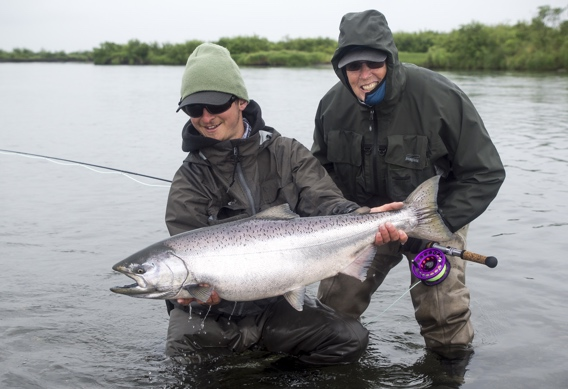 Spey rods for king salmon