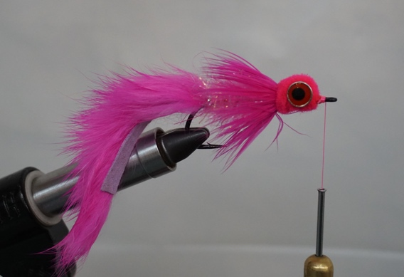 How to tie the starlight leech fly pattern