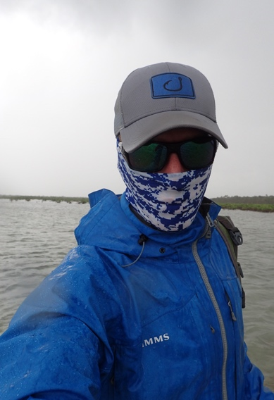 Dressing appropriately for fly fishing