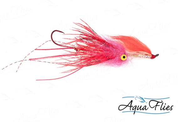 Greg Houska's kriller fly pattern for steelhead and salmon