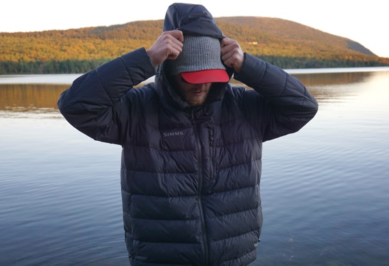 Simms DOWNStream Jacket review