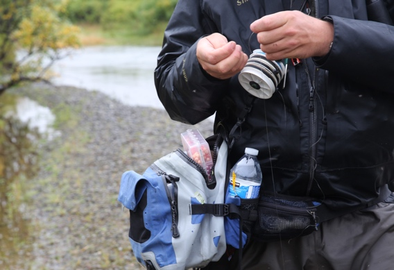 Choosing monofilament vs. fluorocarbon leader and tippet material