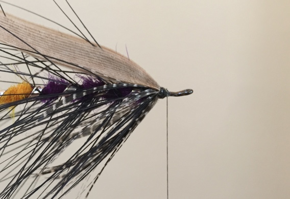 How to tie neater heads on flies