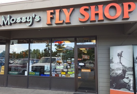 Mossy's fly shop