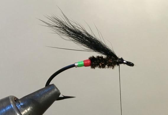 How to tie the undertaker steelhead fly