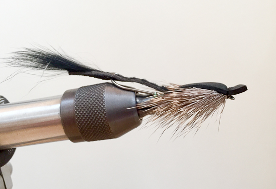How to tie the Morrish Mouse 2.0 fly pattern