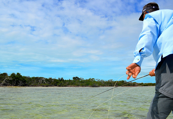 How long to strip for bonefish