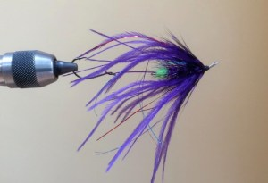 Fish taco steelhead fly