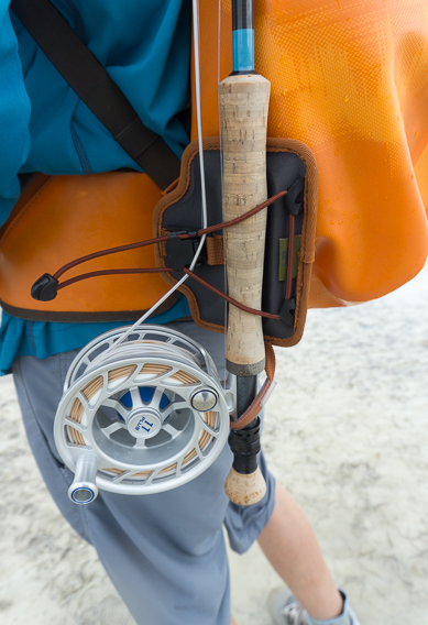 Fishpond quikshot rod holder review