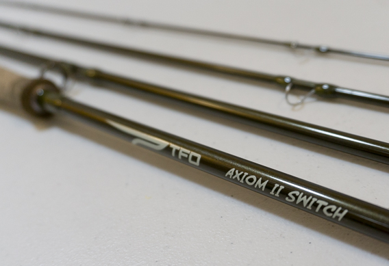 Tfo axiom II switch rod review