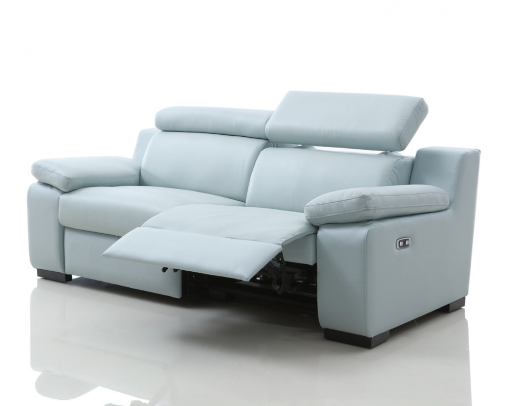 electric recliner sofa not working throws for large sofas buy marlon leather with power headrests italian