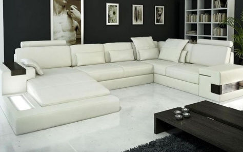 large square corner sofa bamboo sofas modern chaise sale uk contemporary luxury italian rome leather