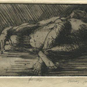 Thomas Cornell Sleeping Man image
