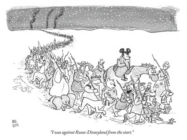 Paul Noth Russo-Disneyland cartoon from May 24, 2010