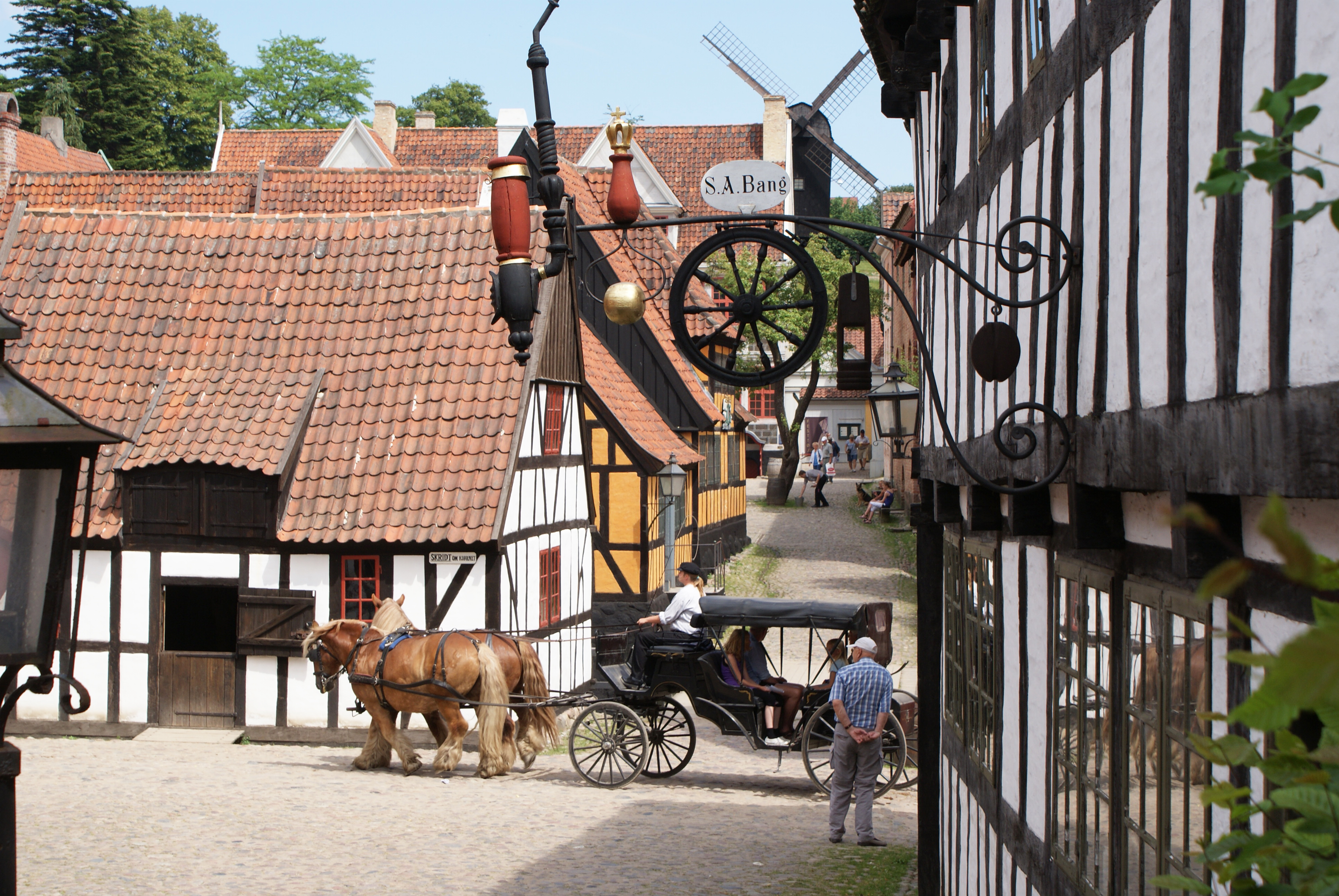 Den Gamle By The Old Town Aarhus