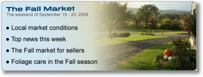 Real Estate Radio The Fall Market