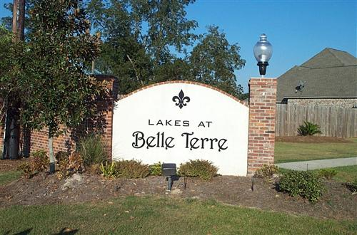 lakes at belle terre