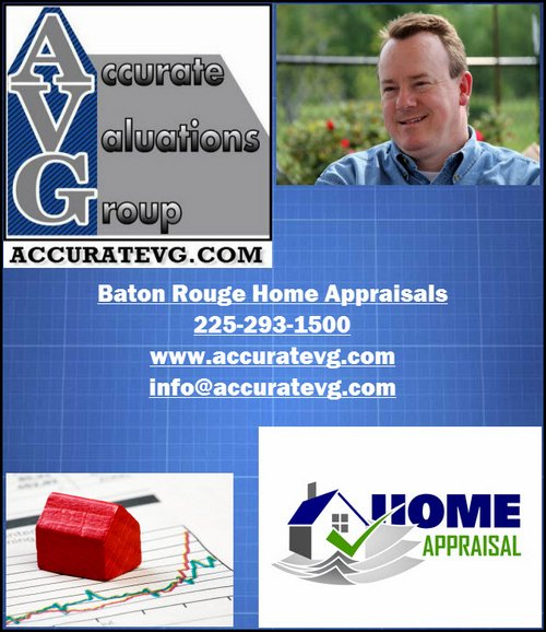 Denham Springs Home Appraisals Appraisers