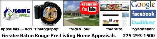 Pre Listing Home Appraisals Denham Springs Louisiana Livingston Parish Accurate Valuations Group
