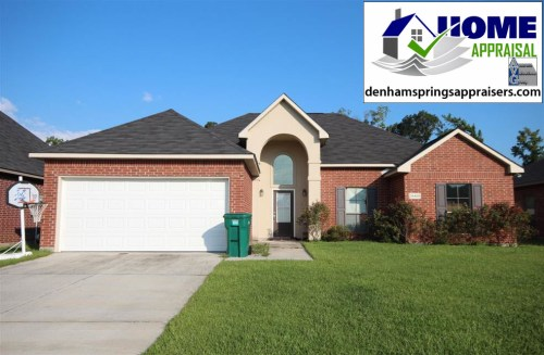Livingston Trace Homes Denham Springs LA