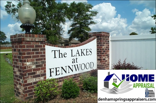 The Lakes At Fennwood Entrance Walker LA