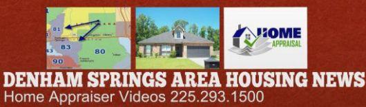 Denham Springs Real Estate News Youtube Channel small