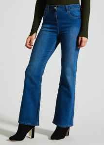 Custom Bootcut Jeans