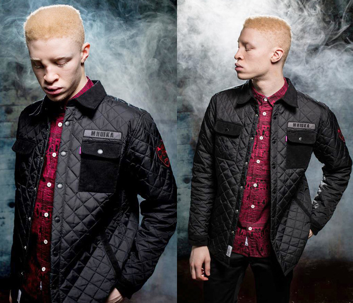 Mishka NYC 2013 Spring Mens Lookbook First Delivery