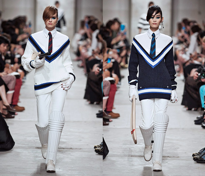 Chanel 2014 Cruise Runway Collection  Denim Jeans Fashion