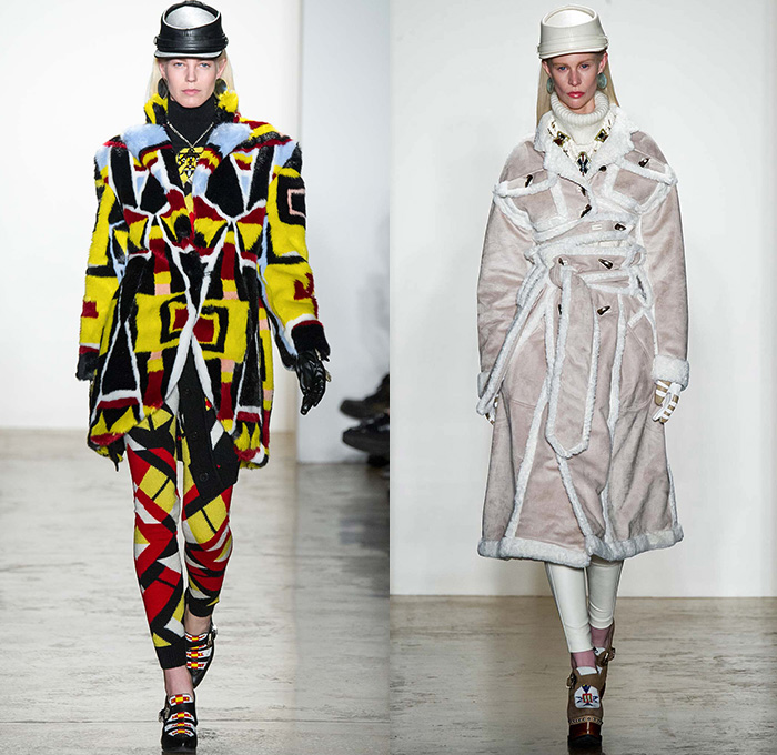 KTZ 20152016 Fall Autumn Winter Womens Runway Looks