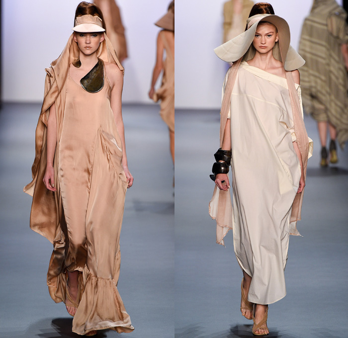 Dress Shoulder Runway