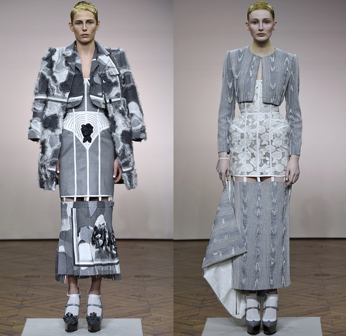 Thom Browne 20182019 Fall Autumn Winter Womens Runway