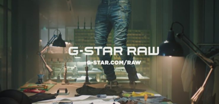 Pharrell Williams Unveils His First Campaign For G-Star Raw | Fall 2016