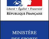 Logo Ministère chargé des sports
