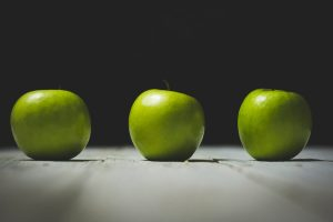 Marketing experimentation - Newton's apples