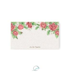 Cartão de Felicitação Personalizado