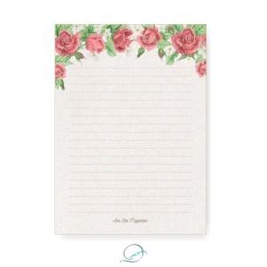 Papel de Carta Personalizado
