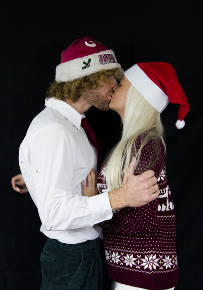 Christmas Holiday Photoshoot  Denise Hibbard