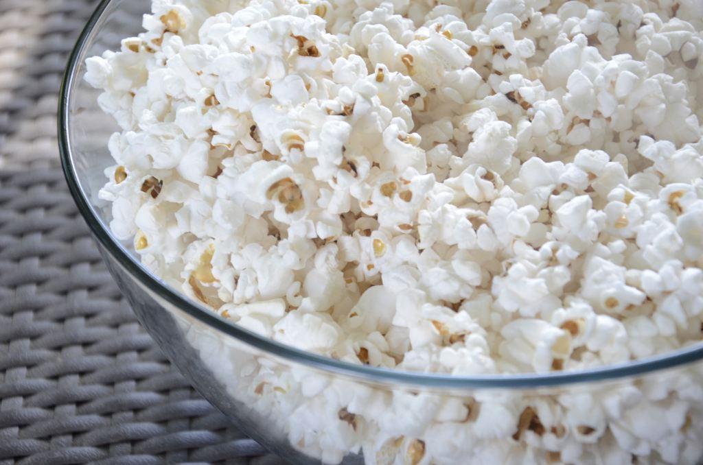 popcorn, realfood, homemadepopcorn