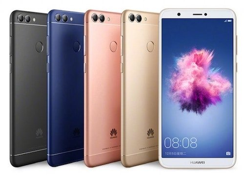 Huawei Smartphone all colors