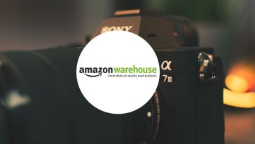 Sony Alpha 7III Amazon Warehouse