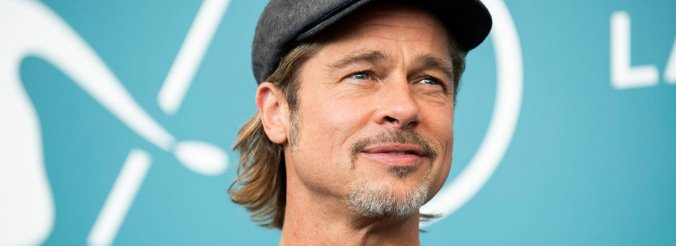 Brad Pitt on 'pain, grief and loss
