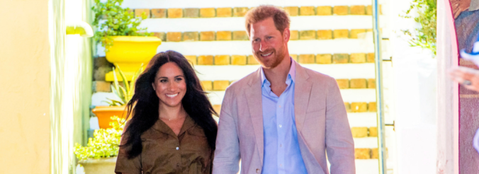 Prince Harry, Meghan Markle announce the birth of their daughter: The power of peace in a perilous world