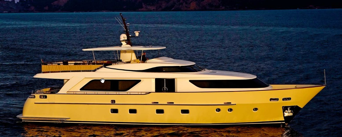 San Lorenzo Megayacht For Sale