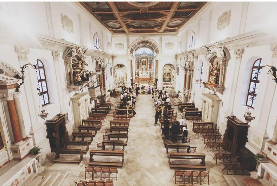 Wedding in Piran, Slovenija