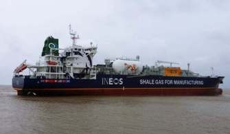 Etilen Gemileri – Liquefied Ethylene Carrier Vessels