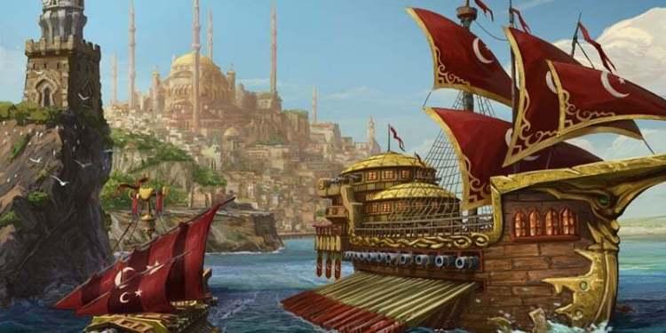 Osmanlı Ordusunun İlk Gemisi | Mimar Sinan