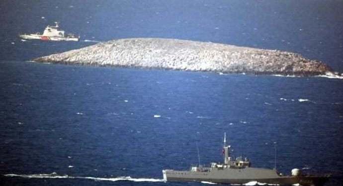 Türk Sularına Girmek İsteyen Yunan Askerleri Durduruldu