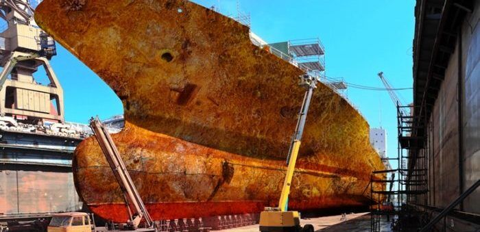 Dünya Gemi Söküm Analizi